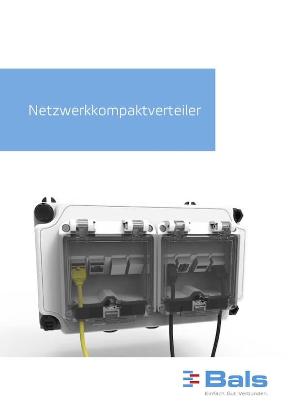 Netzwerk-Verteiler