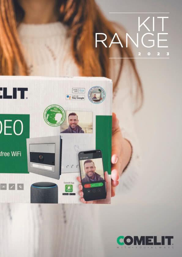 Comelit Kit Range