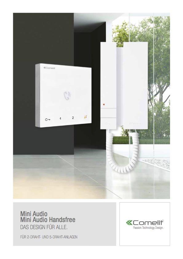 Comelit Mini Audio