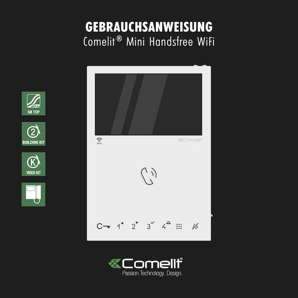 Mini Handsfree 2 Draht Wi-Fi