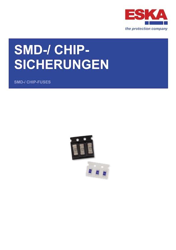 ESKA SMD- / Chip-Sicherungen