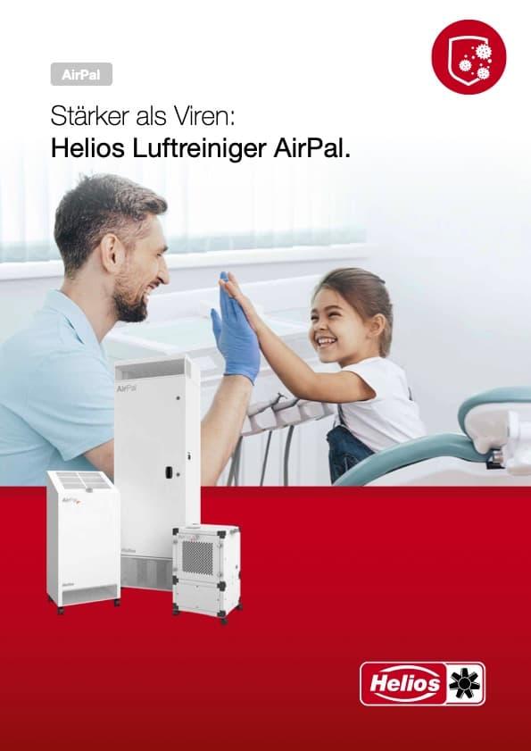 Helios Luftreiniger AirPal