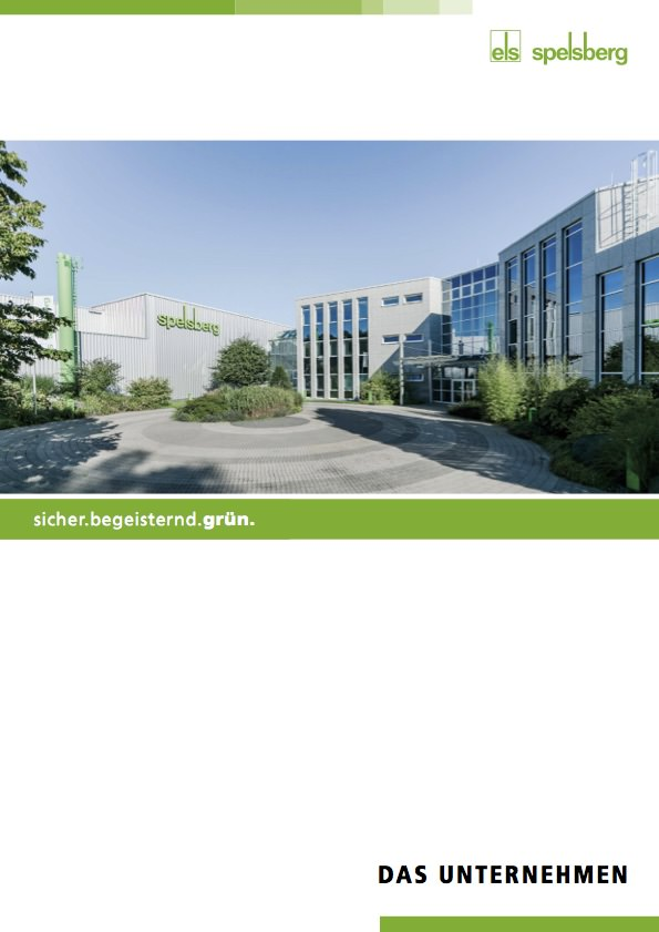 Spelsberg Imagebroschüre