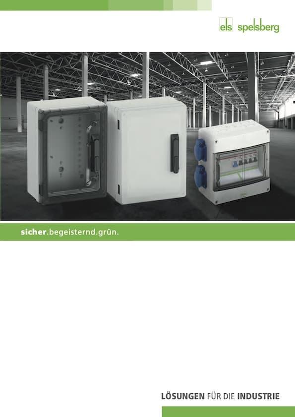 Spelsberg Industrie-Lösungen
