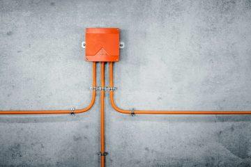 LIFELINE – Brandschutzdosen mit elektrischem Funktionserhalt
