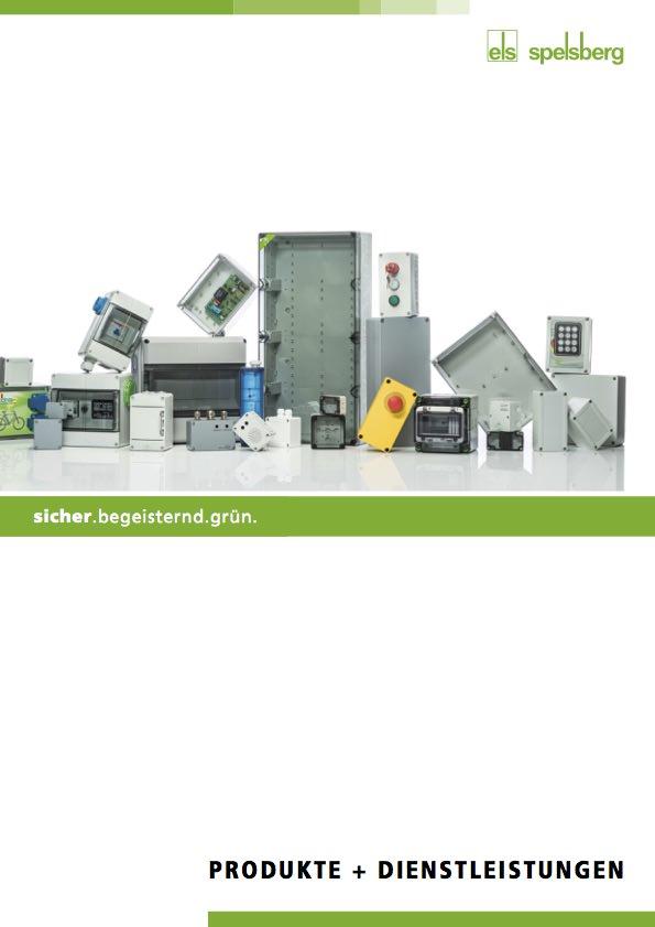 Spelsberg Produkte und Dienstleistungen